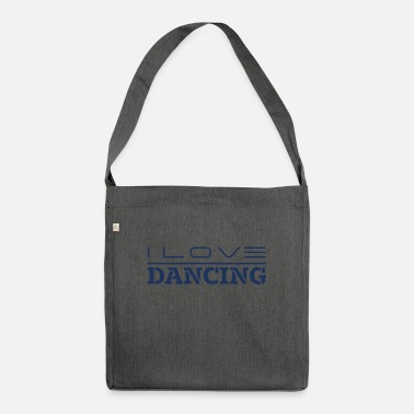 Dancer Dancer Dancer Dancer Dancer - Shoulder Bag recycled