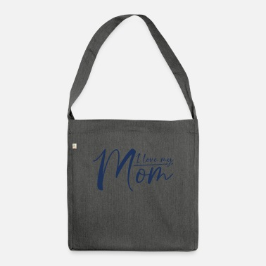 Mother's Day Mother's Day Mother's Day Mother's Day Mother's Day - Shoulder Bag recycled