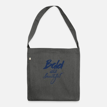 Baldy Baldy Baldy Baldy Baldy - Shoulder Bag recycled