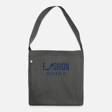 Fashion Fashion designer fashion design fashion design fashion - Shoulder Bag recycled