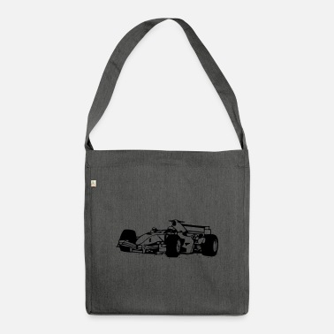 Formula formula 1 - Shoulder Bag recycled