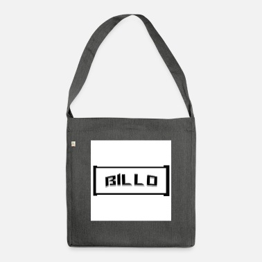Letter Boxing Cool Billo lettering in a box - Shoulder Bag recycled