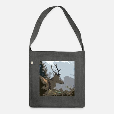Stag Stag - Shoulder Bag recycled