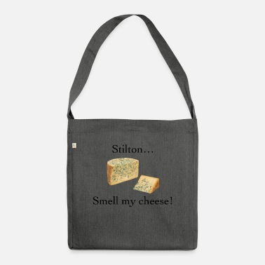 Smell My Cheese Smell My Cheese - Shoulder Bag recycled