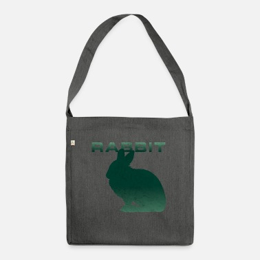 Renner Bunny Renner Runner Rabbit - Shoulder Bag recycled