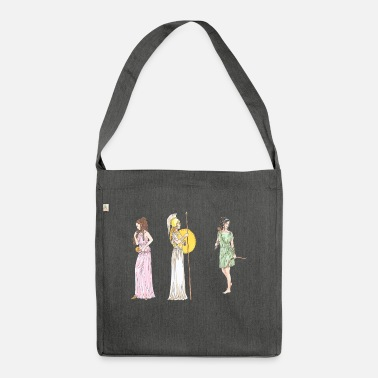 Ancient Ancient women - Shoulder Bag recycled