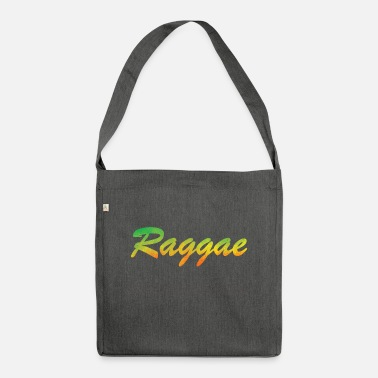 Ragga raggae - Shoulder Bag recycled