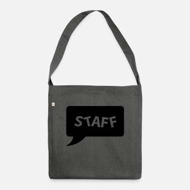 Staff Bull bulle staff - Shoulder Bag recycled
