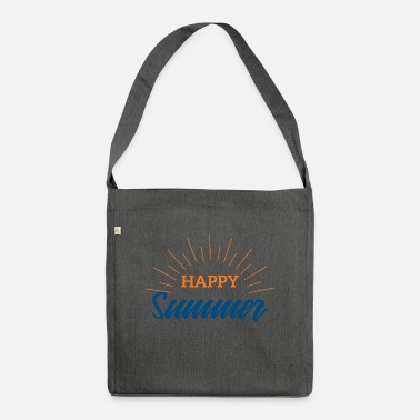 Summer Summer Happy Summer Festival Music Gift - Shoulder Bag recycled