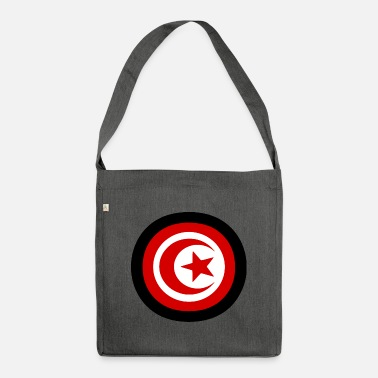 Tunisia Tunisia flag - Shoulder Bag recycled
