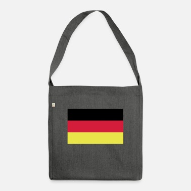 Flag Germany Flag Flag - Shoulder Bag recycled