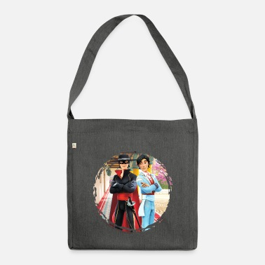 Zorro The Chronicles Don Diego Double Life - Bolsa de tela reciclado