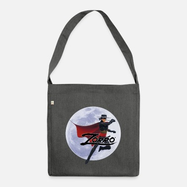 Zorro The Chronicles At Full Moon - Shoulder Bag recycled