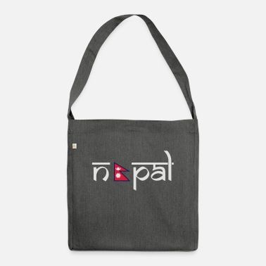 Nepal Nepal - Shoulder Bag recycled