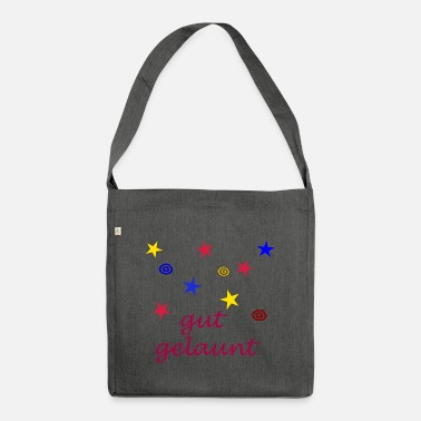 Good Mood In a good mood - Shoulder Bag recycled