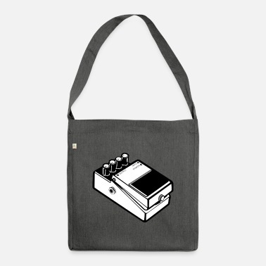 Amplifier Music amplifier guitar - Shoulder Bag recycled