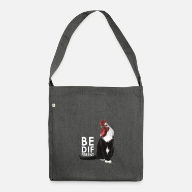Be Different Be different - be different - Shoulder Bag recycled