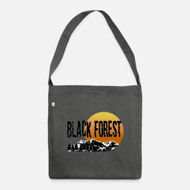 Black Forest Black Forest Black Forest - Shoulder Bag recycled