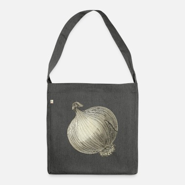 Onion onion - Shoulder Bag recycled