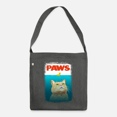 Star Paws! - Shoulder Bag recycled