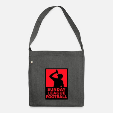 League District League District Class Soccer League Soccer League - Shoulder Bag recycled