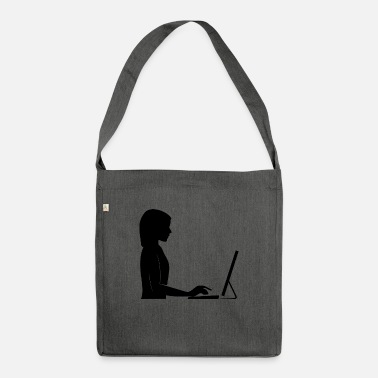 Employee employee - Shoulder Bag recycled