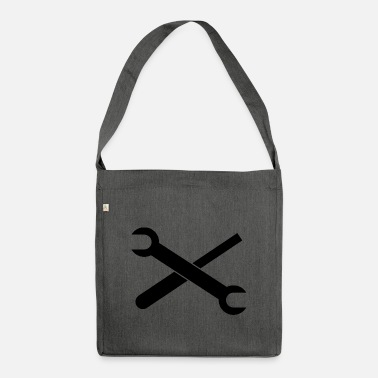 Tool tool - Shoulder Bag recycled