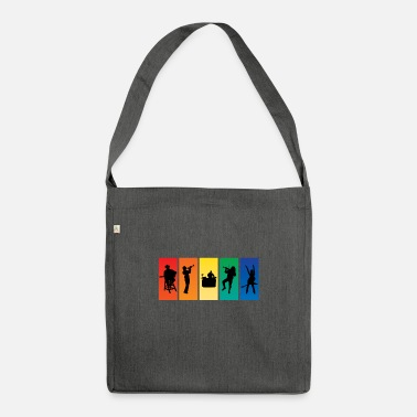 Musician Musician - Shoulder Bag recycled