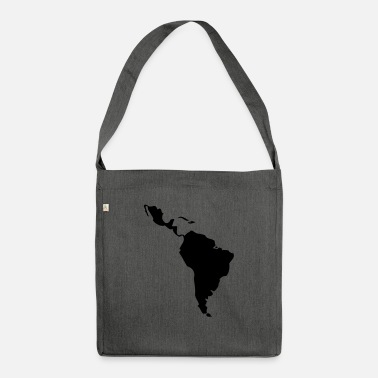 Latin America Latin America - South America - Shoulder Bag recycled