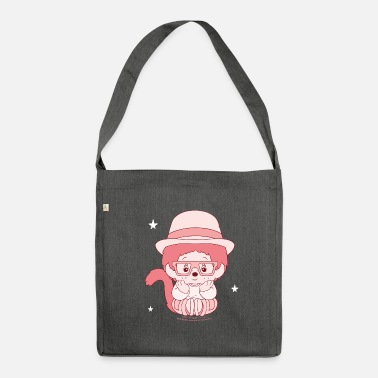 Willow Monchhichi Willow - Shoulder Bag recycled