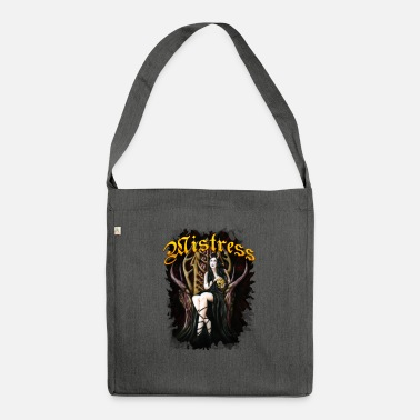 Mistress Mistress - Shoulder Bag recycled