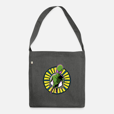 Alien Alien - Shoulder Bag recycled