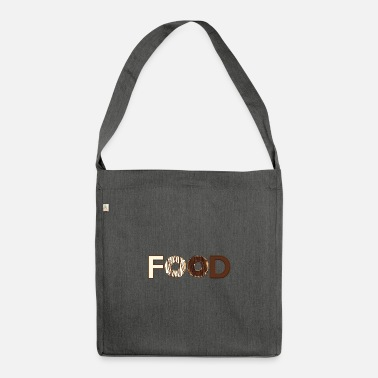 Food Food - Shoulder Bag recycled