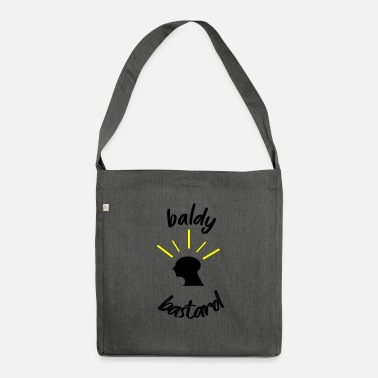 Baldy baldy - Shoulder Bag recycled