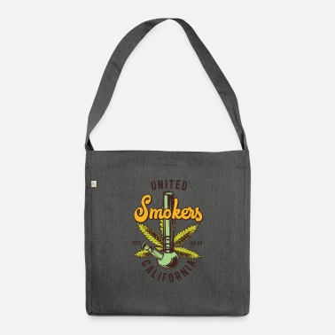 Smoker SMOKERS - Shoulder Bag recycled