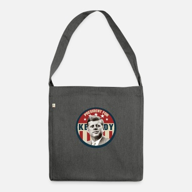 Obama President For Kennedy - Shoulder Bag recycled