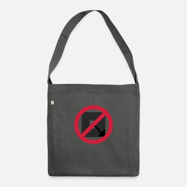 Technology Stop RFID 2b - Shoulder Bag recycled