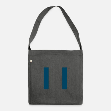 Jersey Number Jersey number 11 - Jersey number 11 - Shoulder Bag recycled