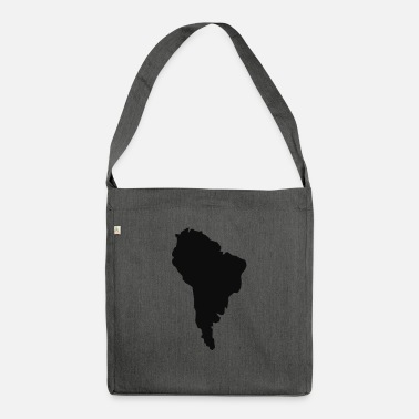 South America South America - Shoulder Bag recycled