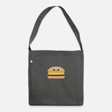 Burger - Shoulder Bag recycled
