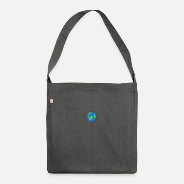 Earth Earth / Earth - Shoulder Bag recycled