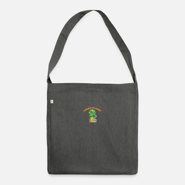 Greenplanet GreenPlanet cone - Shoulder Bag recycled