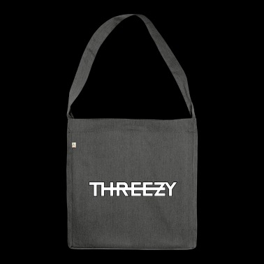 Threezy logo - Shoulder Bag made from recycled material