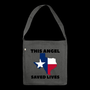 Texas Angel | B SVBfL - Shoulder Bag made from recycled material