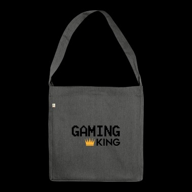 Gaming King - Schoudertas van gerecycled materiaal