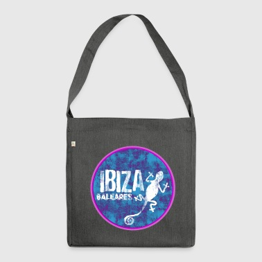 Ibiza Balearic Islands - Shoulder Bag made from recycled material