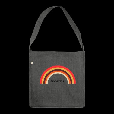 Sunshine Rainbow - Look d'occasion - Sac bandoulière 100 % recyclé