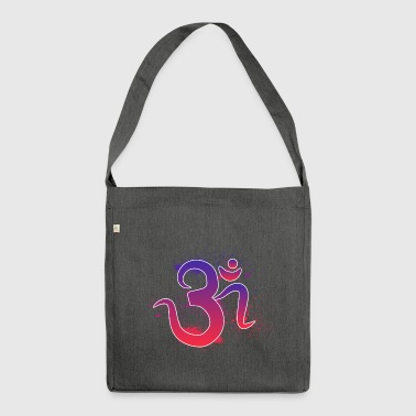 Om - Borsa in materiale riciclato