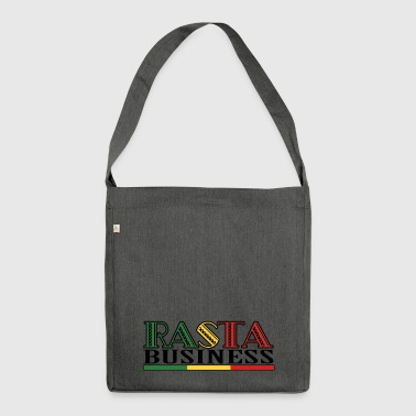 Rasta Business - Shoulder Bag made from recycled material