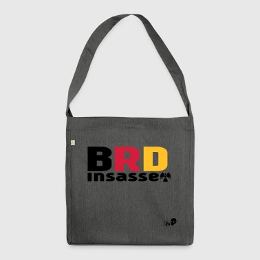BRD occupant - Shoulder Bag made from recycled material
